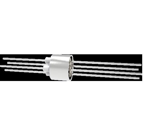 0.050 Conductor Diameter 4 Pin 3kV 1.8 Amp 304 Stn. Stl. Conductor Weld