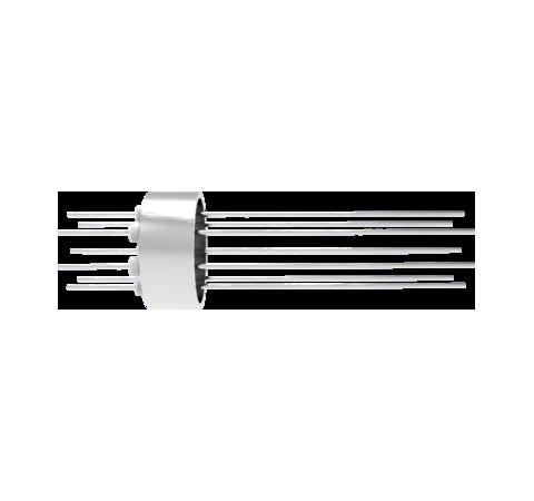 0.032 Conductor Diameter 8 Pin 1.5kV 5 Amp Nickel Conductor Weld