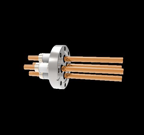 .375 Conductor Diameter 4 Pin 8kV 330 Amp Copper Conductor