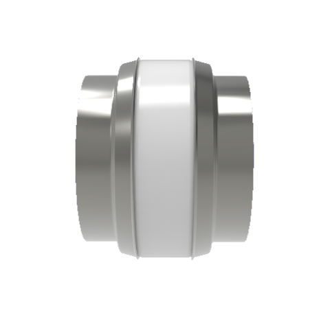 20kV Isolator, 4.0 Inch Insulator ID, Cryogenic Rated From -269°C to 450°C, Weld in Break