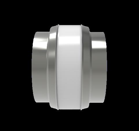 20kV Isolator, 4.0 Inch Insulator ID, Cryogenic Rated From -269°C to 450°C, Weld in Break