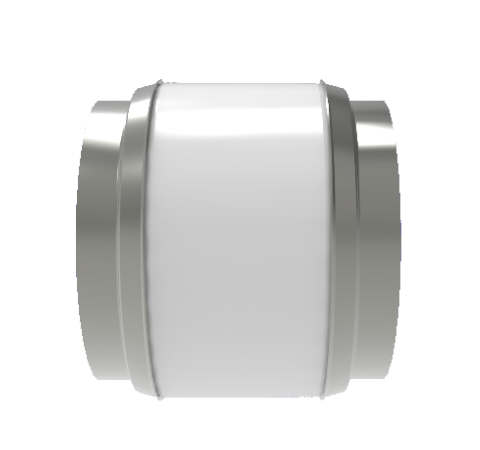 55kV Isolator, 6.0 Inch Insulator ID, Cryogenic Rated From -269°C to 450°C, Weld in Break
