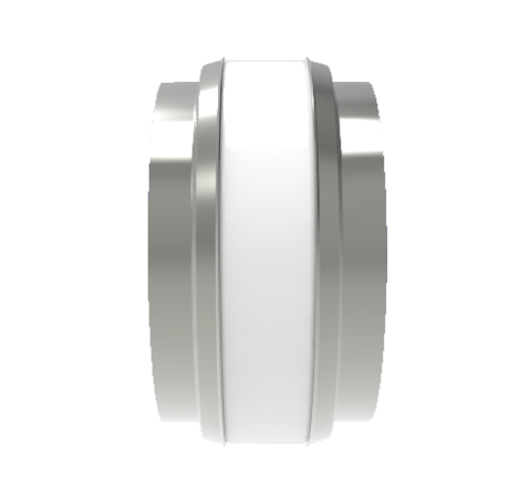 30kV Insulator, 8.0 Inch Insulator ID, Cryogenic Rated From -269°C to 450°C, Weld in Break