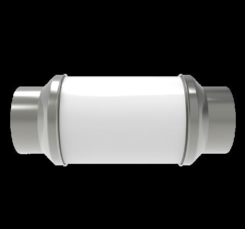 35kV Isolator, 1.3 Inch Insulator ID, Rated From -55°C to 450°C, Weld in Break
