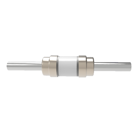6kV Isolator, 0.11 Inch Insulator ID, Cryogenic Rated From -269°C to 450°C, Weld in Break