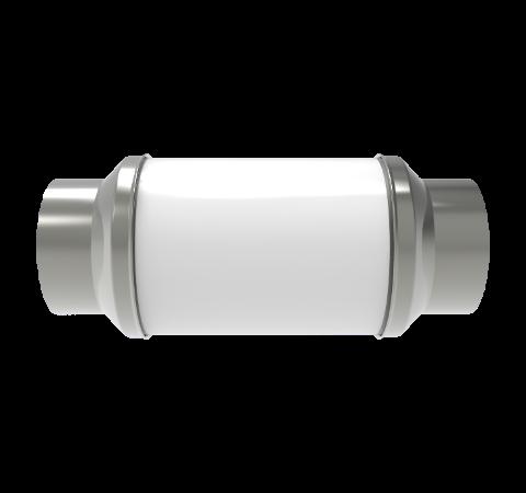 35kV Isolator, 1.3 Inch Insulator ID, Cryogenic Rated From -269°C to 450°C, Weld in Break