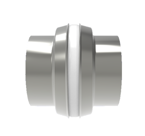 5kV Isolator, 2.5 Inch Insulator ID, Rated From -55°C to 450°C, Weld in Break