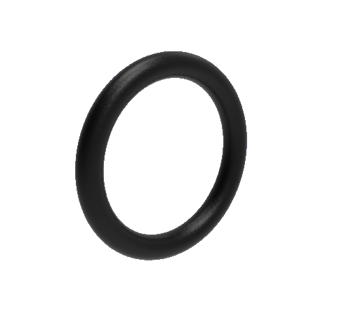 O-Ring, Viton, for use with Hermetic Fiber Optic Bore Mount Adapters