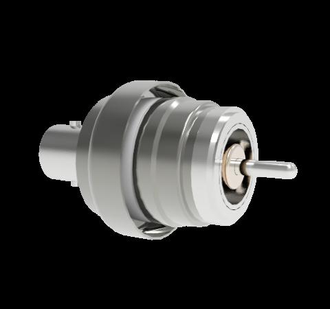 MHV Floating Shield  5kV 3.6 Amp 0.094 304 Stn. Stl. Conductor Weld Without Plug