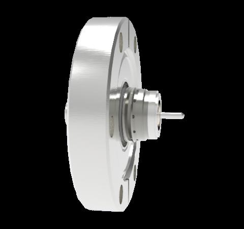MHV Floating Shield  5kV 3.6 Amp 0.094 304 Stn. Stl. Conductor CF2.75 Flange Without Plug