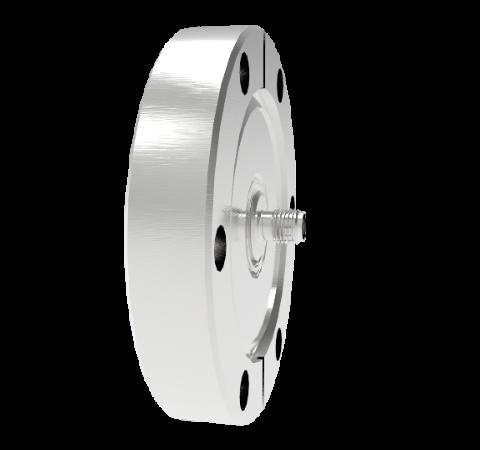SMA  50 Ohm Grounded Shield 500V 0.8 Amp CF2.75 Flange Without Plug
