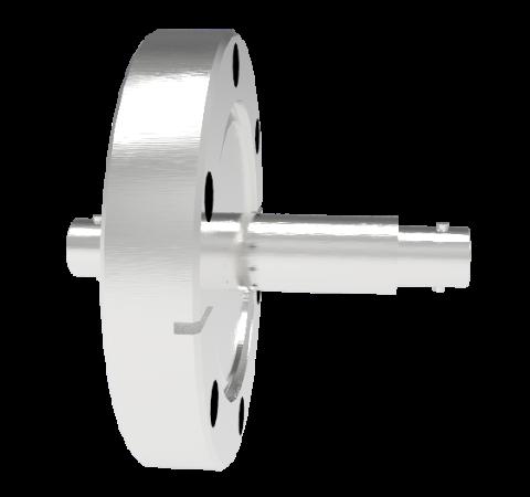 MHV Grounded Shield 5kV 3.6 Amp CF2.75 Flange Without Plug
