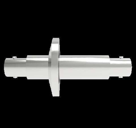 MHV Grounded Shield Recessed 5kV 3.6 Amp KF16 Flange Without Plug