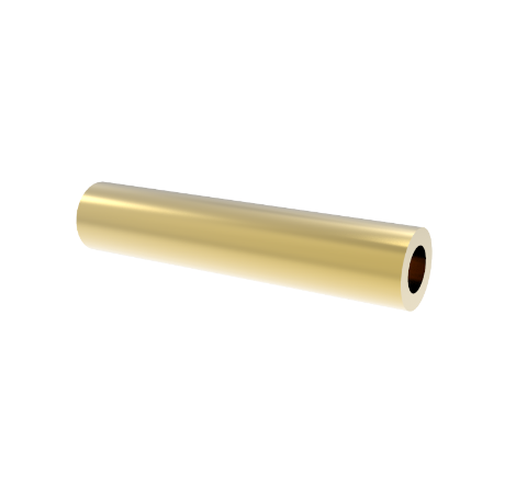 Contacts MICRO C/MICRO D+, 5 PER PACKAGE, 0.018 DIA PIN, BRASS/BeCu GOLD PLATED, 3 AMPS, 125°C TEMP