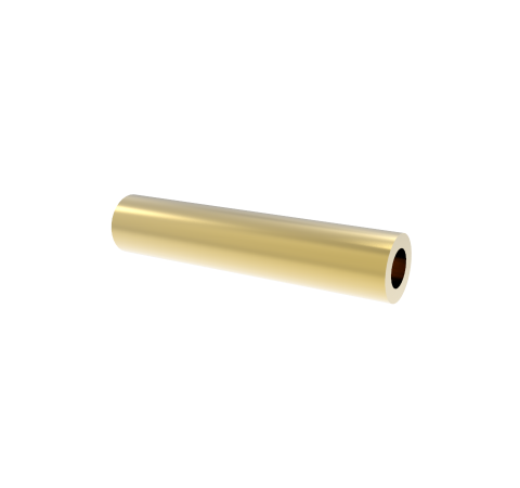 Contacts MICRO C/MICRO D+, 5 PER PACKAGE, 0.018 DIA PIN, TeCu/BeNi GOLD PLATED, 3 AMPS, 250°C TEMP