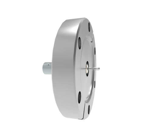 MHV Grounded Shield Recessed 5kV 3.6 Amp 0.094 304 Stn. Stl. Conductor CF2.75 Flange Without Plug