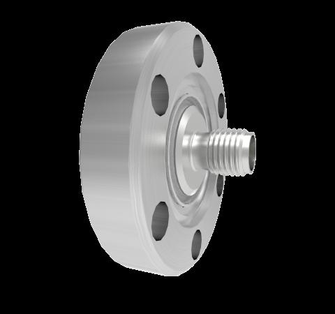 SMA  50 Ohm Grounded Shield 500V 0.8 Amp CF1.33 Flange Without Plug
