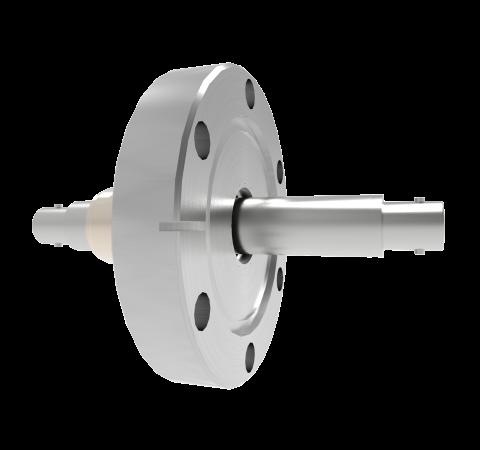 BNC Floating Shield  500V 3.6 Amp CF2.75 Flange Without Plug