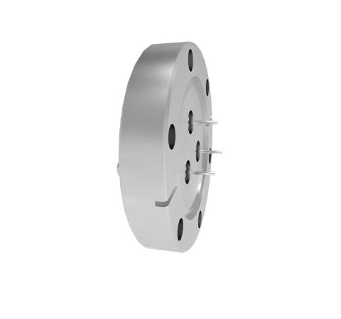 SMA Grounded Shield 500V 1.8 Amp 0.050 304 Stn. Stl. Conductor 3 each in a CF2.75 Flange